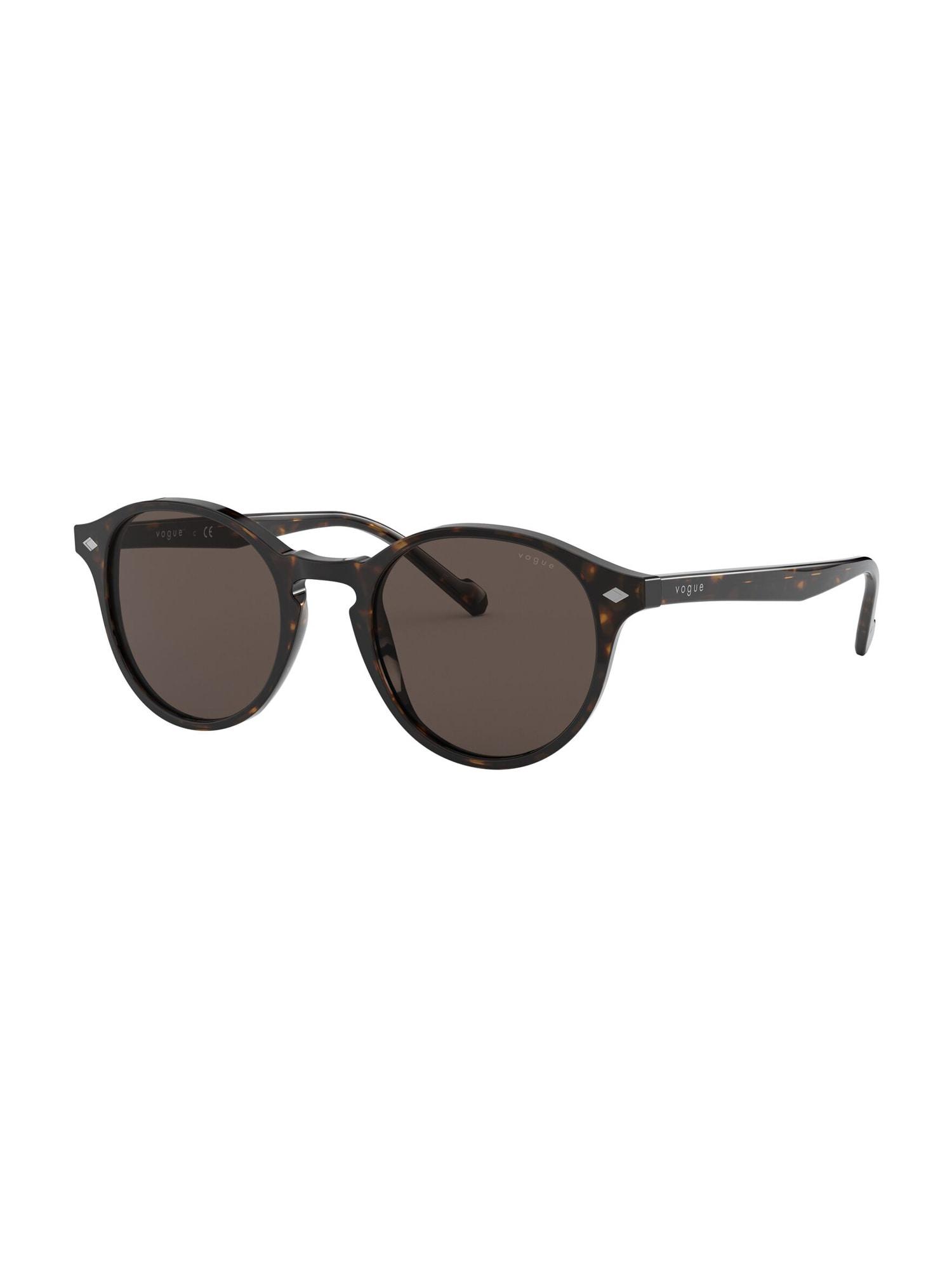 VOGUE Eyewear Akiniai nuo saulės tamsiai ruda