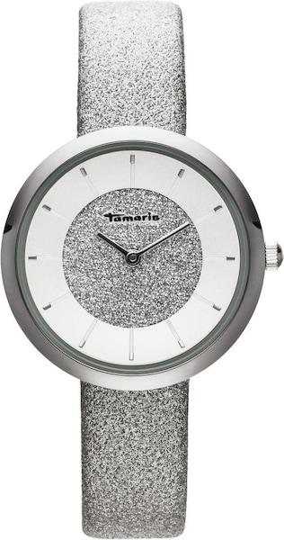 Uhren für Frauen - Uhr 'Bea, TW050' › tamaris › silber  - Onlineshop ABOUT YOU