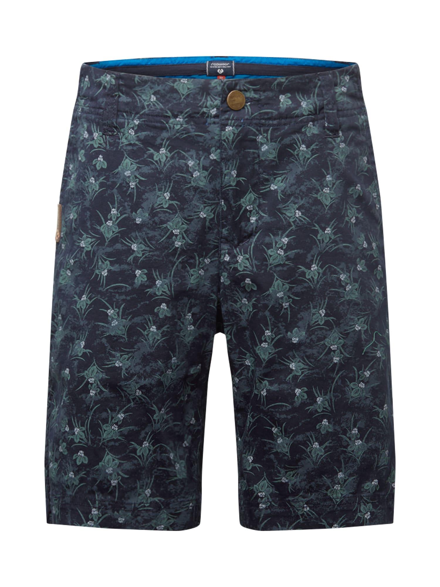 Ragwear Chino nohavice 'KAREL'  námornícka modrá