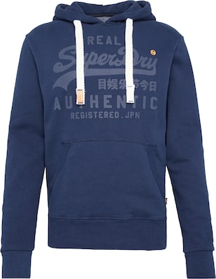 Superdry Sweatshirt 'VINTAGE AUTHENTIC TONAL HOOD'