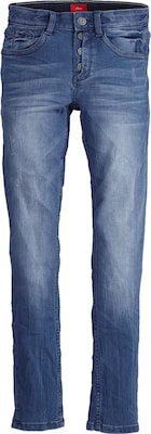 S.Oliver Junior Skinny Seattle: Superstretch-Jeans