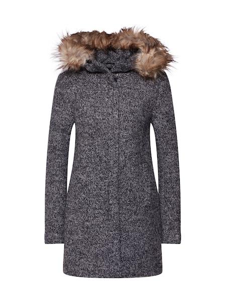 Jacken für Frauen - ONLY Mantel grau  - Onlineshop ABOUT YOU