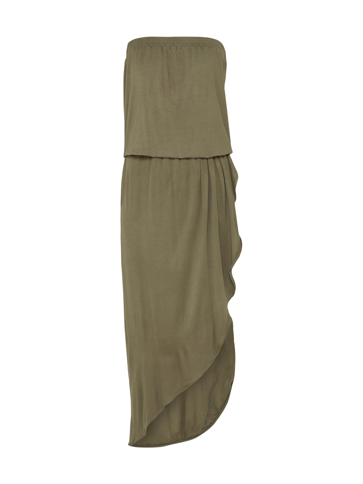Urban Classics Letné šaty  olivová