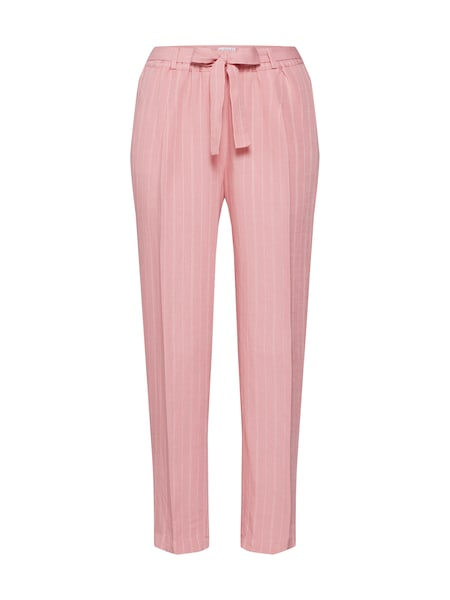 Hosen - Hose 'Striped Pants with Pleat' › Re.draft › rosa weiß  - Onlineshop ABOUT YOU