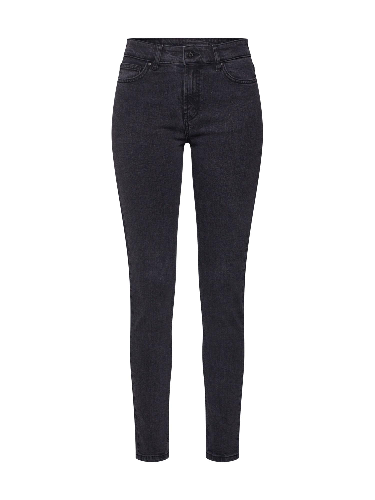 bleed clothing Džinsai 'Max Flex Jeans ' juoda