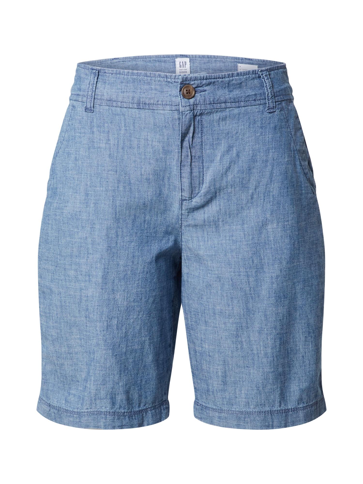 GAP Kelnės šviesiai mėlyna / tamsiai (džinso) mėlyna
