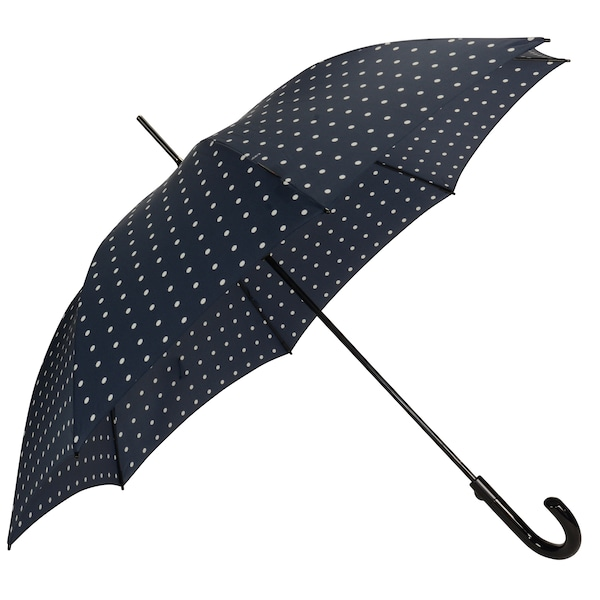 Regenschirme - Stockschirm 'T703' › knirps › navy weiß  - Onlineshop ABOUT YOU