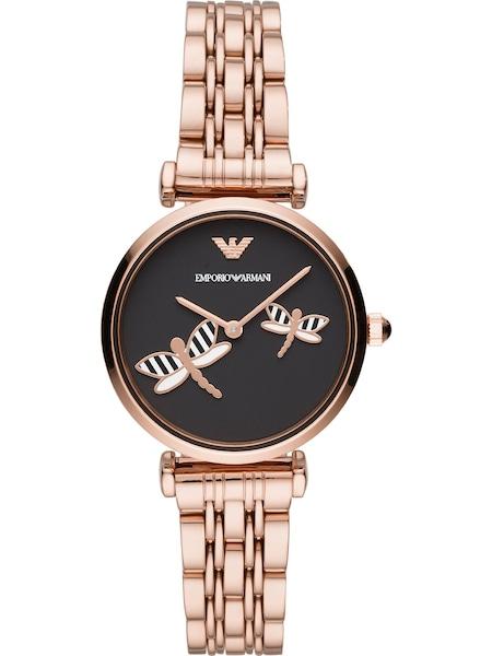 Uhren für Frauen - Emporio Armani Uhr 'AR11206' rosegold schwarz  - Onlineshop ABOUT YOU