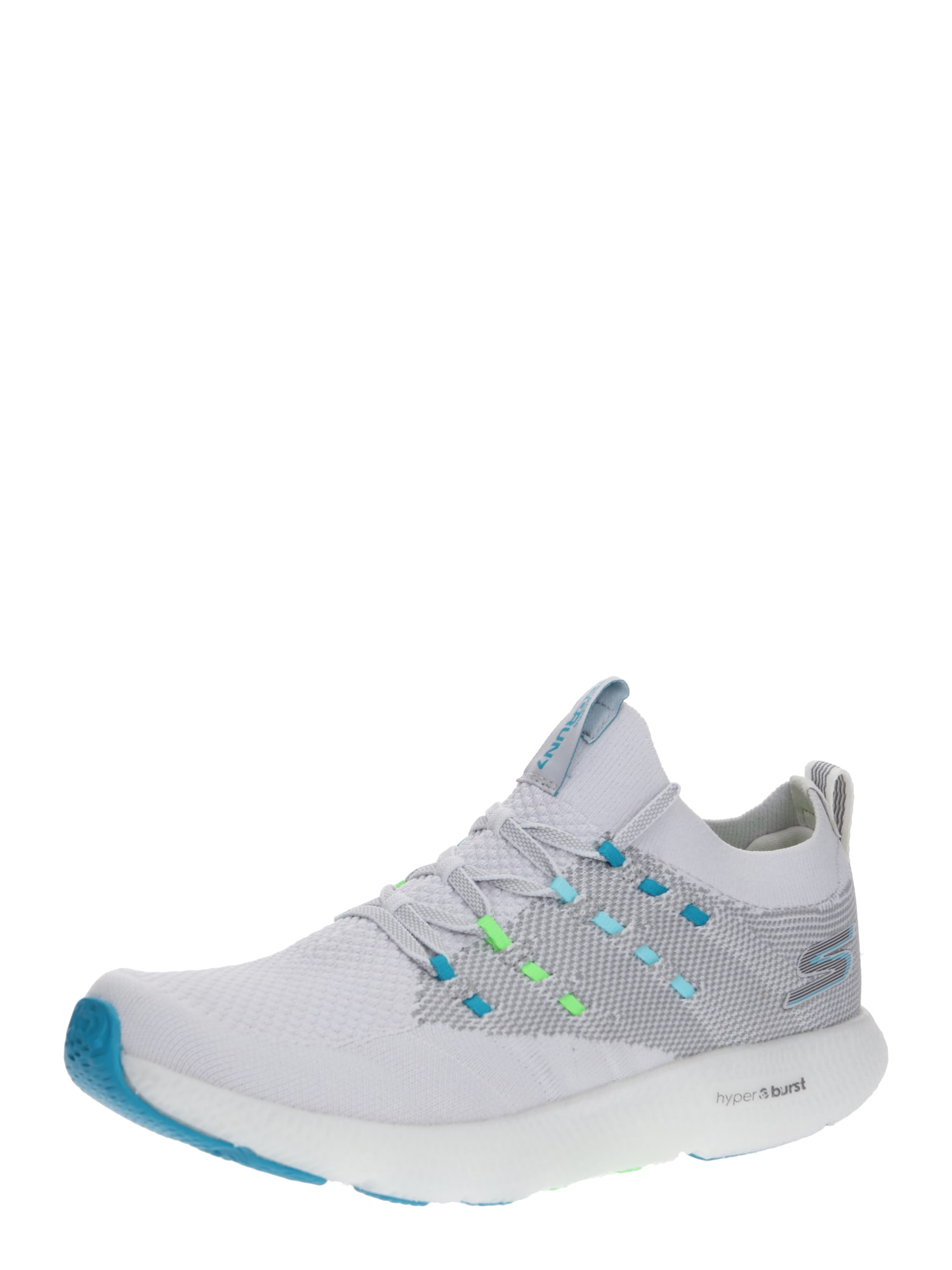 Skechers Performance Nízke tenisky 'GO RUN 7 '  modré / svetlosivá