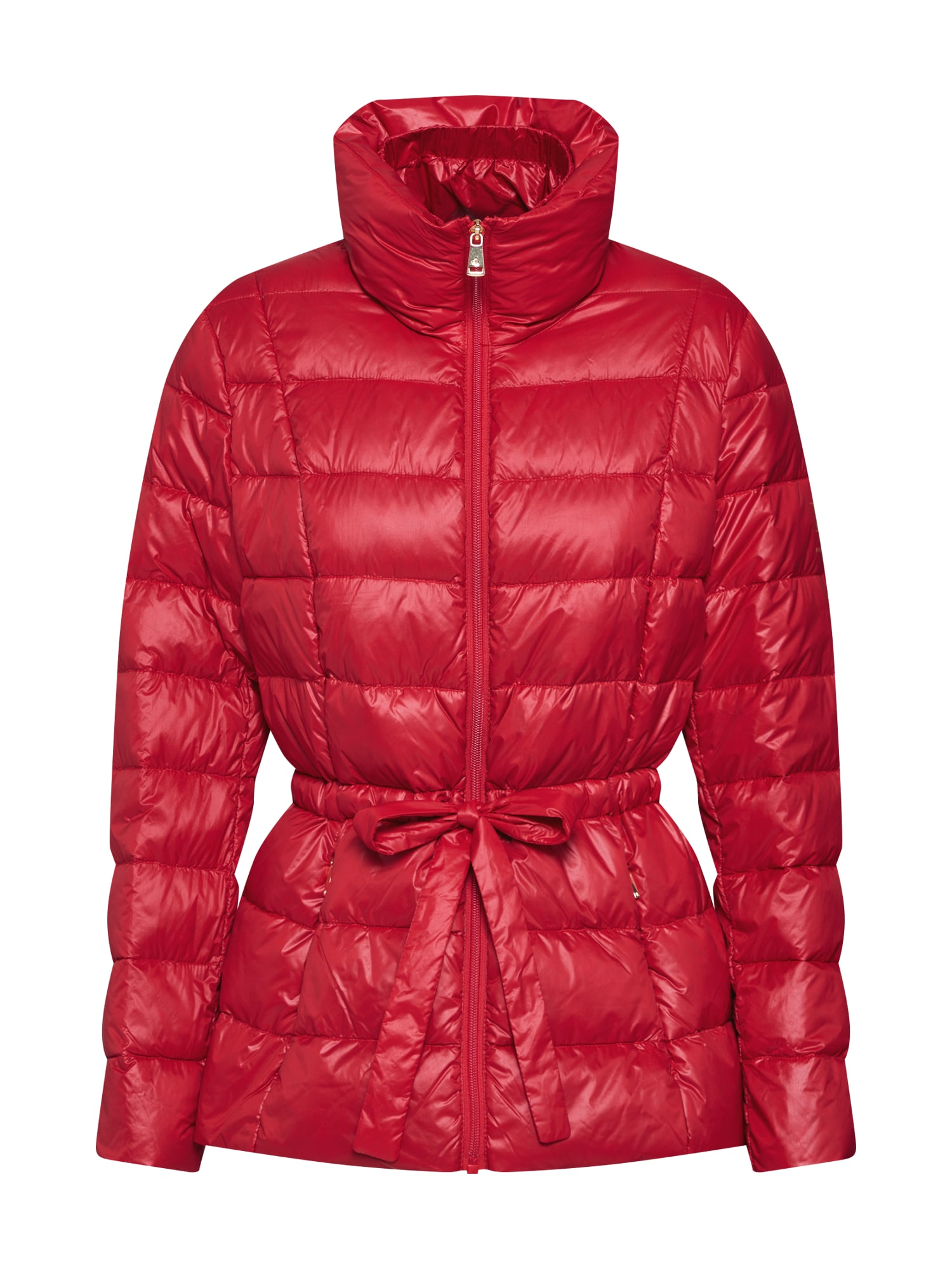 Zimní bunda PACKABLE RB-JACKET červená Lauren Ralph Lauren