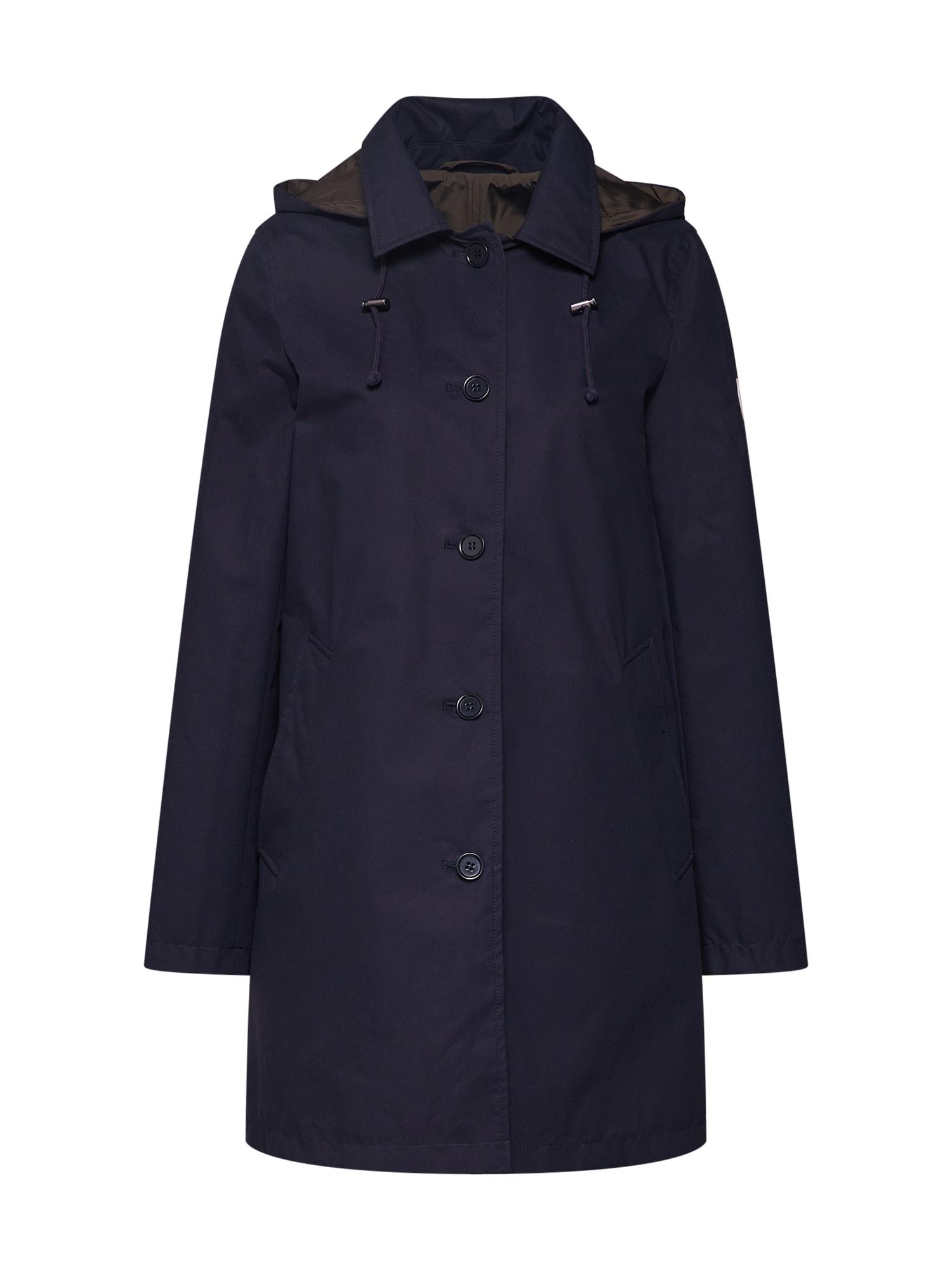 Přechodný kabát VIOLA námořnická modř khaki No. 1 Como