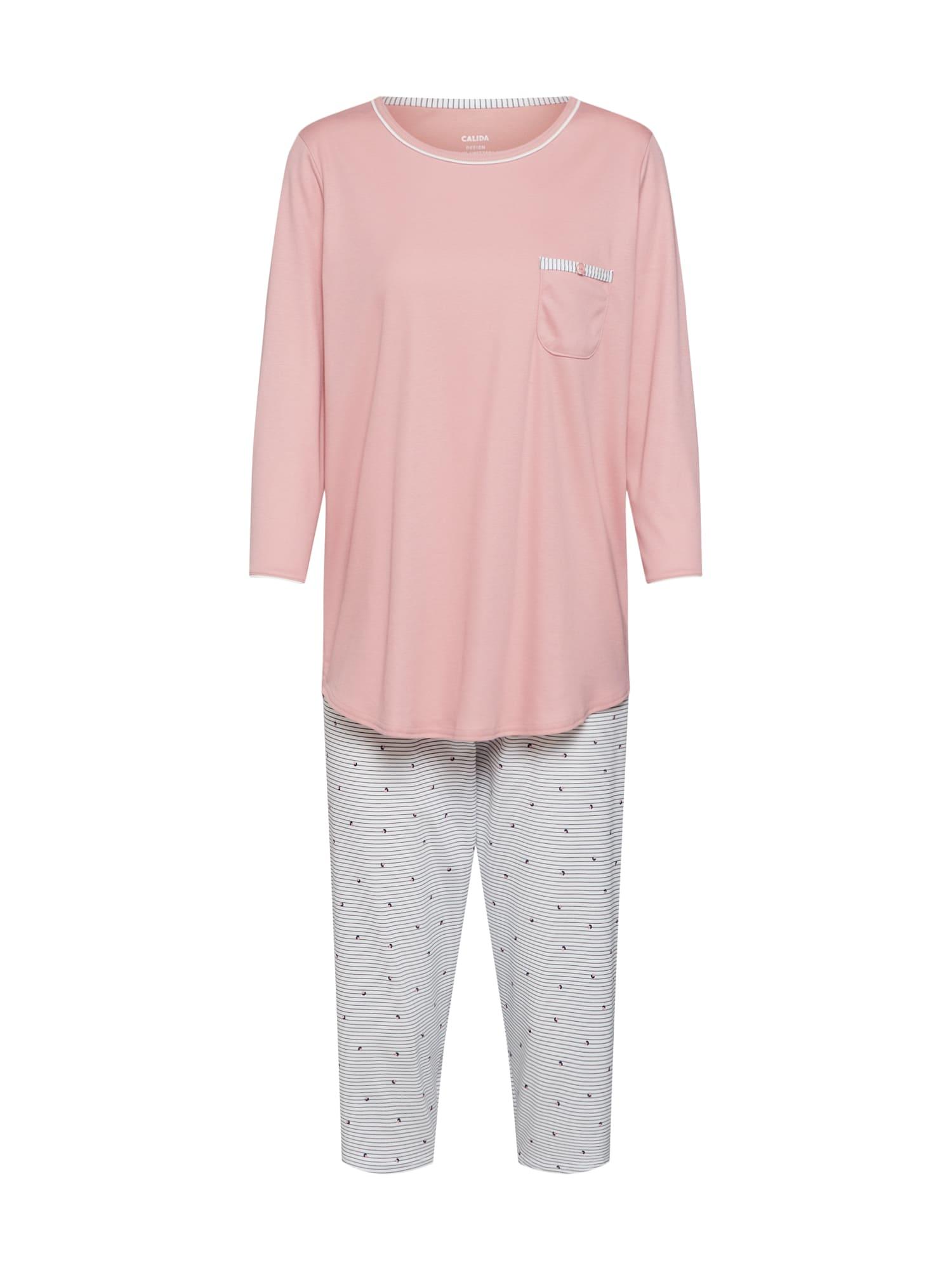 CALIDA Pižama rožinė