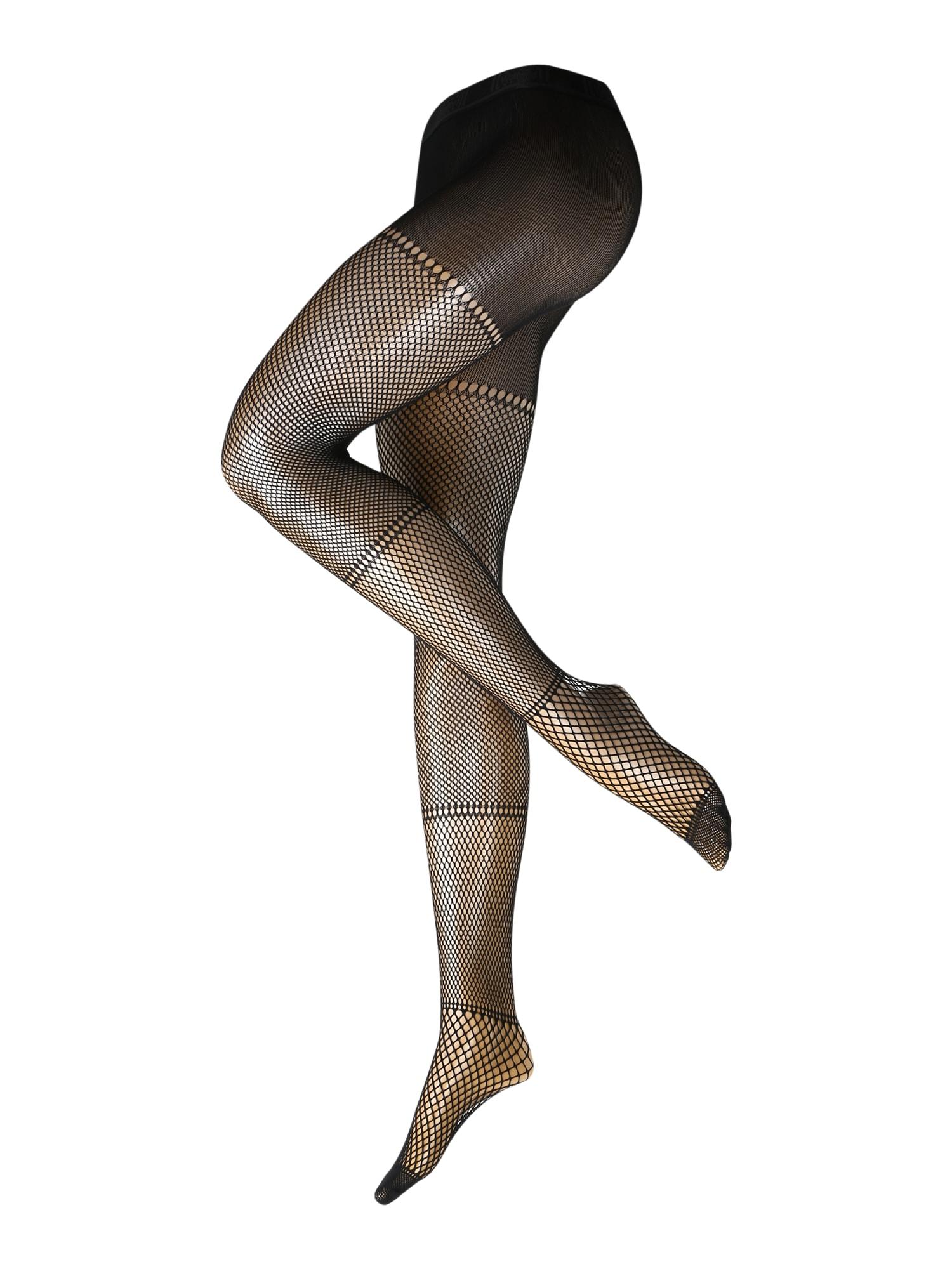 Wolford Madingos prisegamos kojinės 'Alexa' juoda