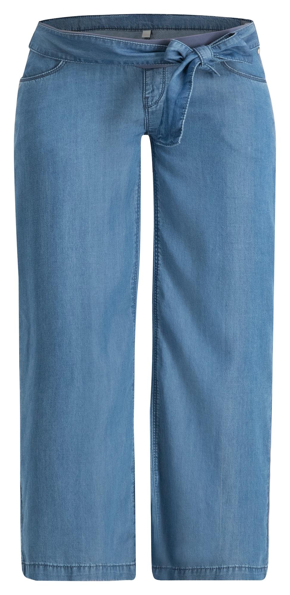 Esprit Maternity Kelnės tamsiai (džinso) mėlyna