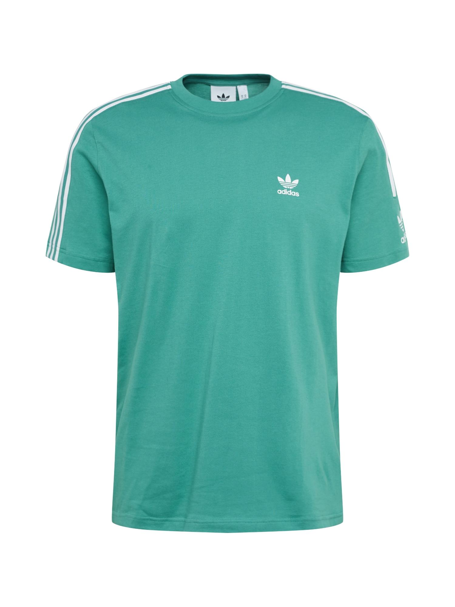 ADIDAS ORIGINALS Marškinėliai nefrito spalva