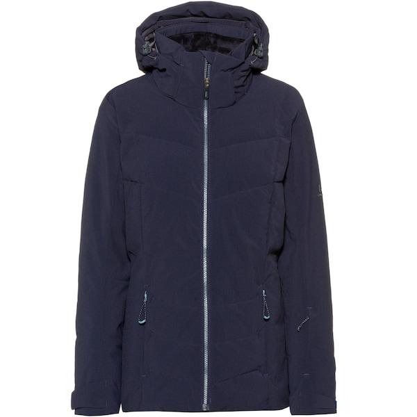 Jacken für Frauen - Skijacke 'Icepuff' › SALOMON › nachtblau  - Onlineshop ABOUT YOU
