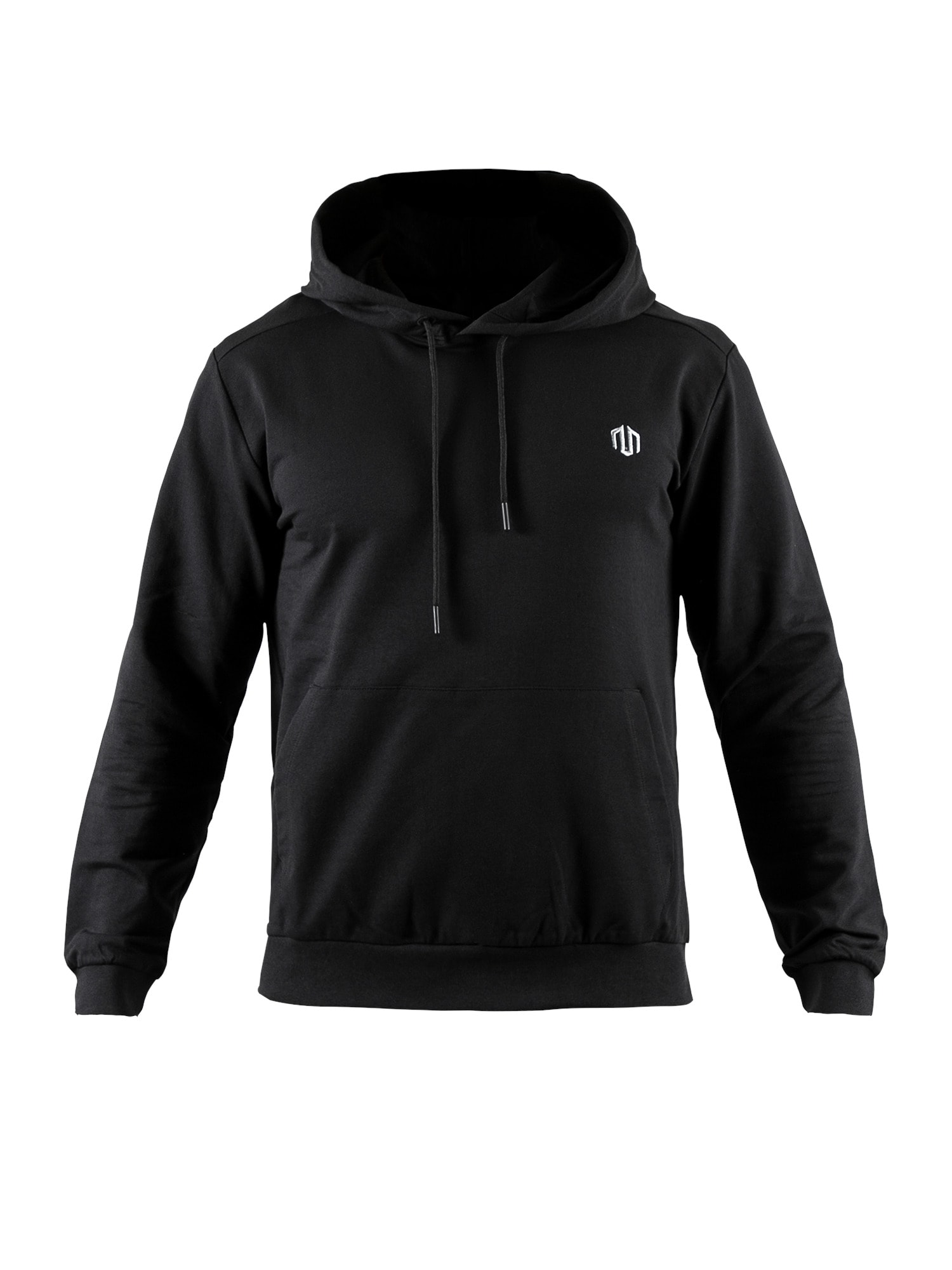MOROTAI Sportinis megztinis 'Active Dry Hoodie' balta / juoda