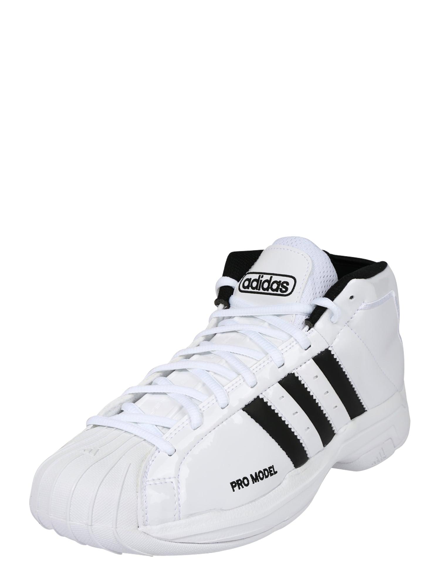 ADIDAS PERFORMANCE Sportiniai batai juoda / balta