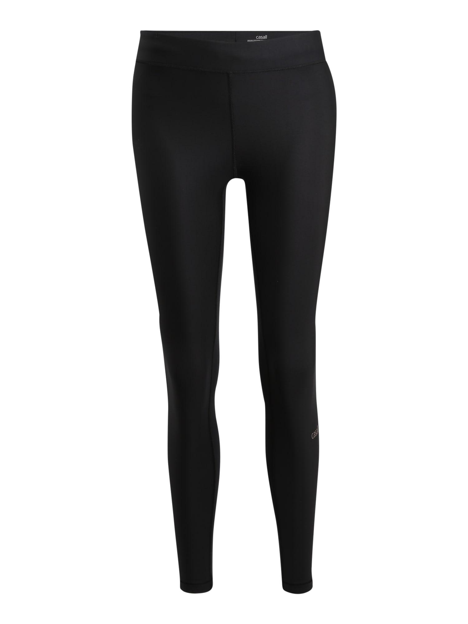Casall Sportinės kelnės 'Insert' juoda