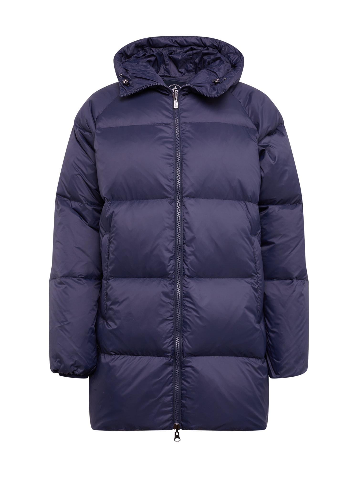 JOTT Žieminis paltas 'AVEYRON' mėlyna