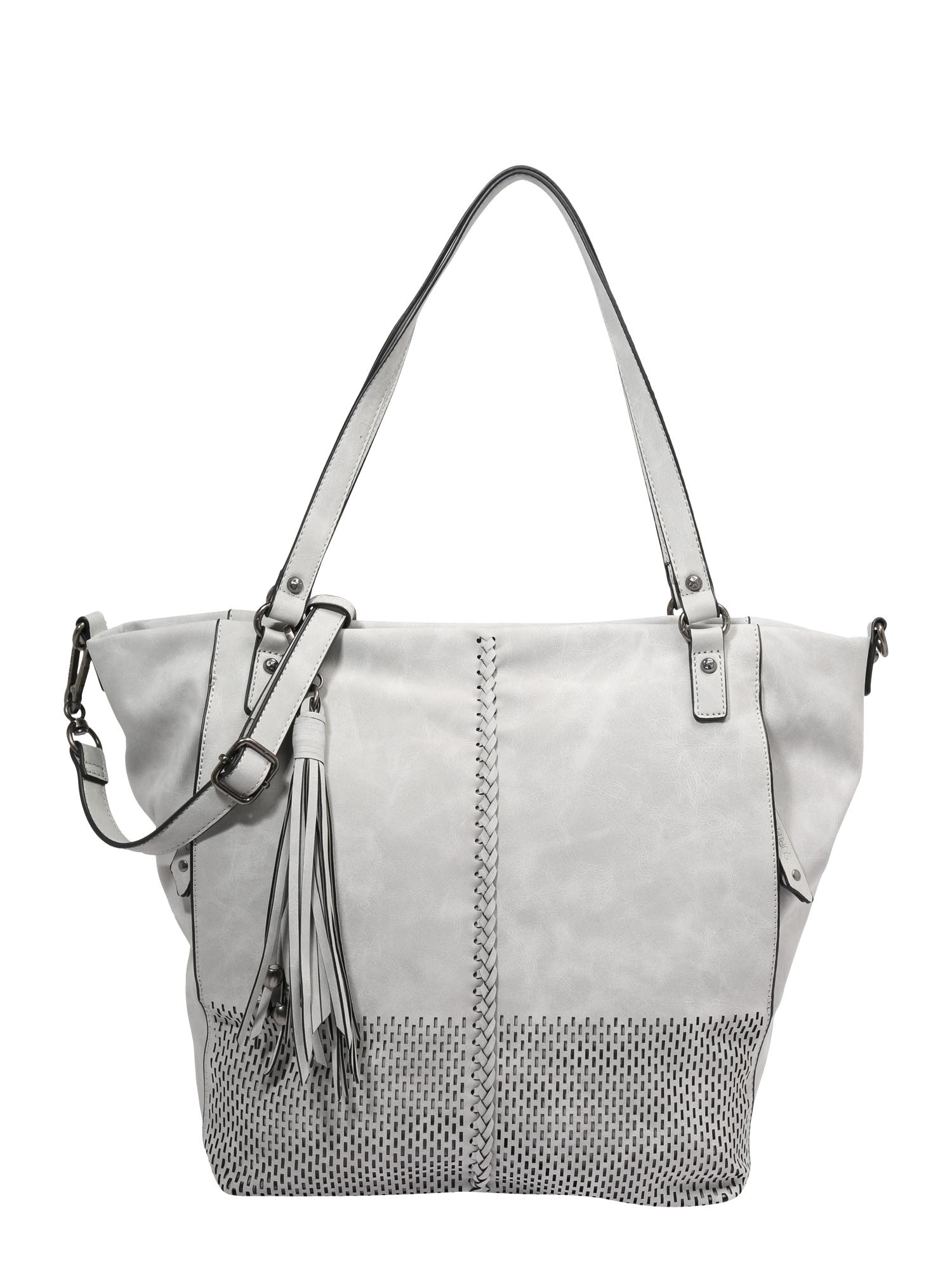 Nákupní taška Laury šedá Suri Frey