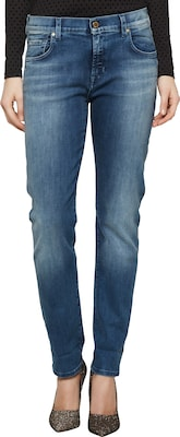 7 For All Mankind Relaxed Skinny Jeans