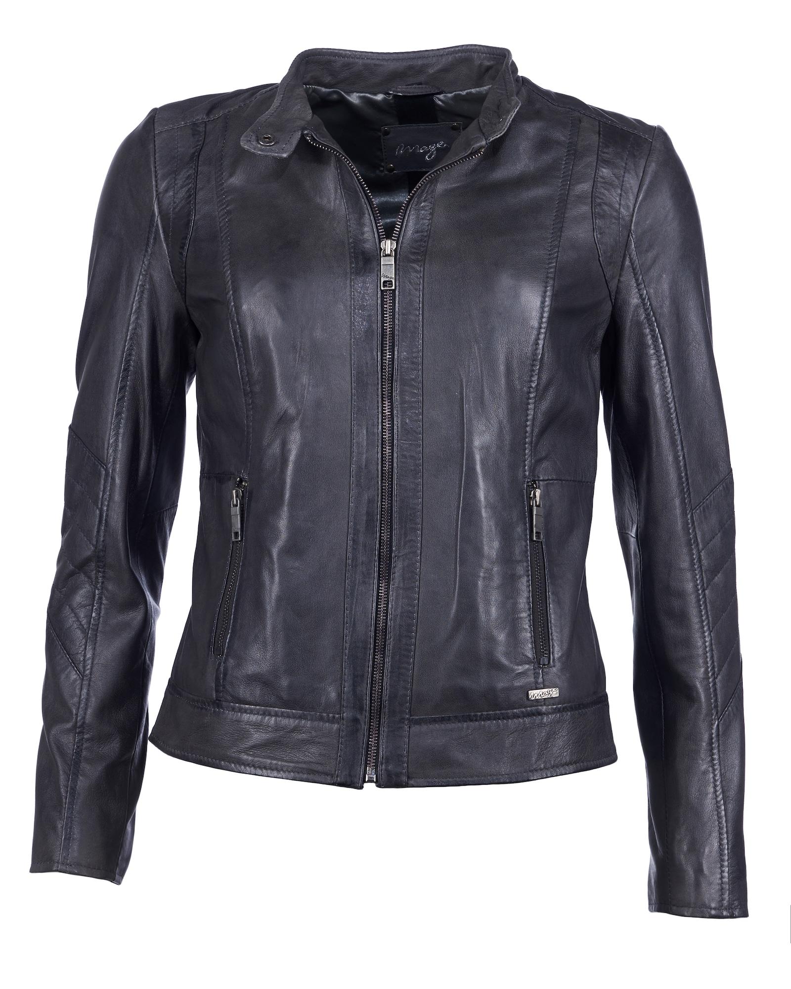 Maze Prechodná bunda 'Marcie'  čierna