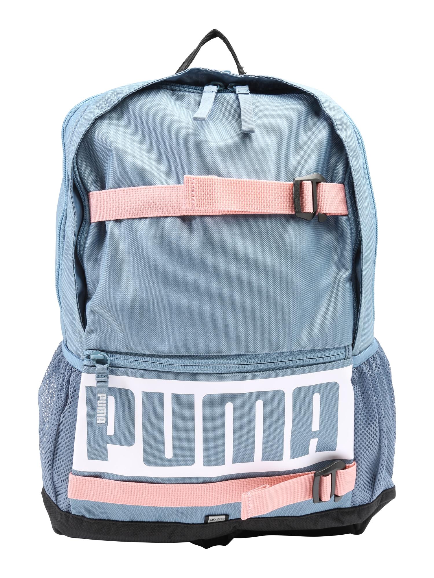 Sportovní batoh Deck světlemodrá růžová bílá PUMA