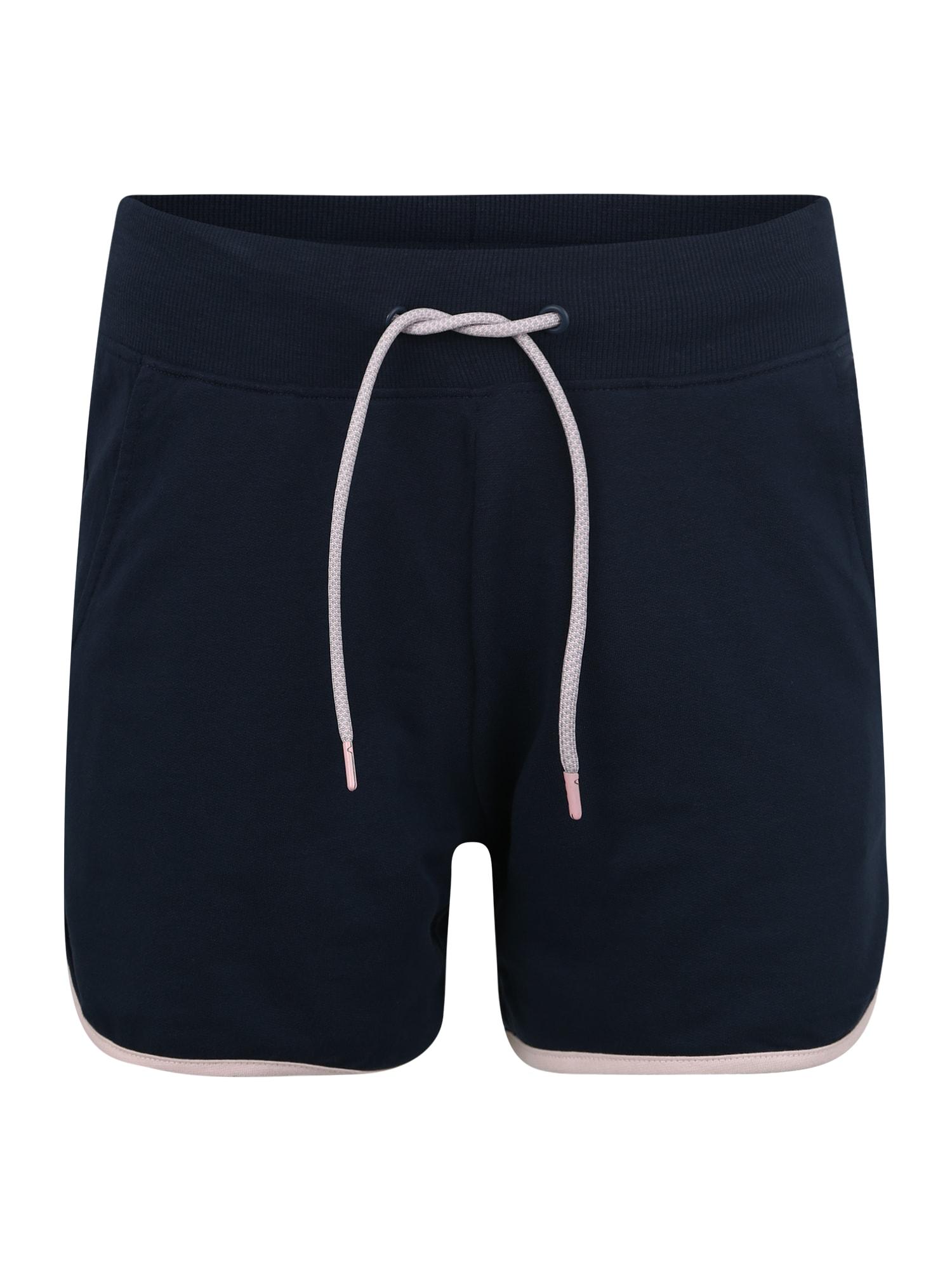 Sportovní kalhoty námořnická modř bílá ESPRIT SPORTS