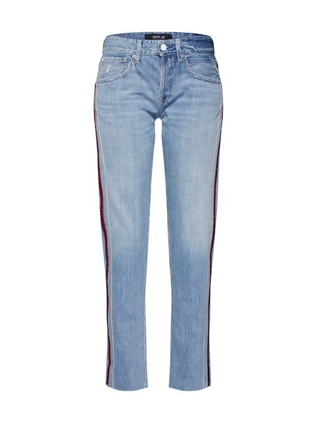 Hosen für Frauen - REPLAY Jeans 'Heter Pants' blau  - Onlineshop ABOUT YOU