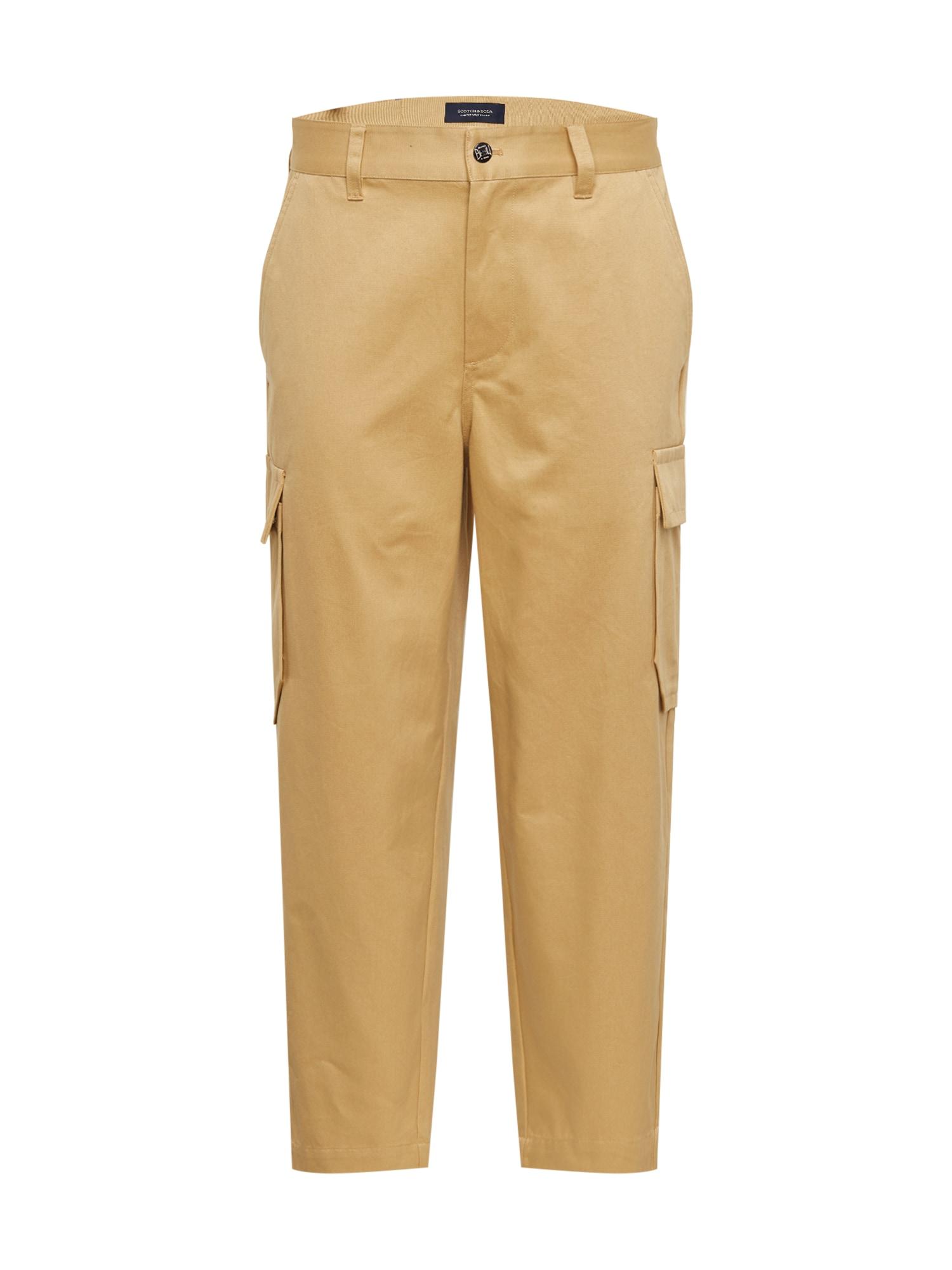 SCOTCH & SODA Laisvo stiliaus kelnės