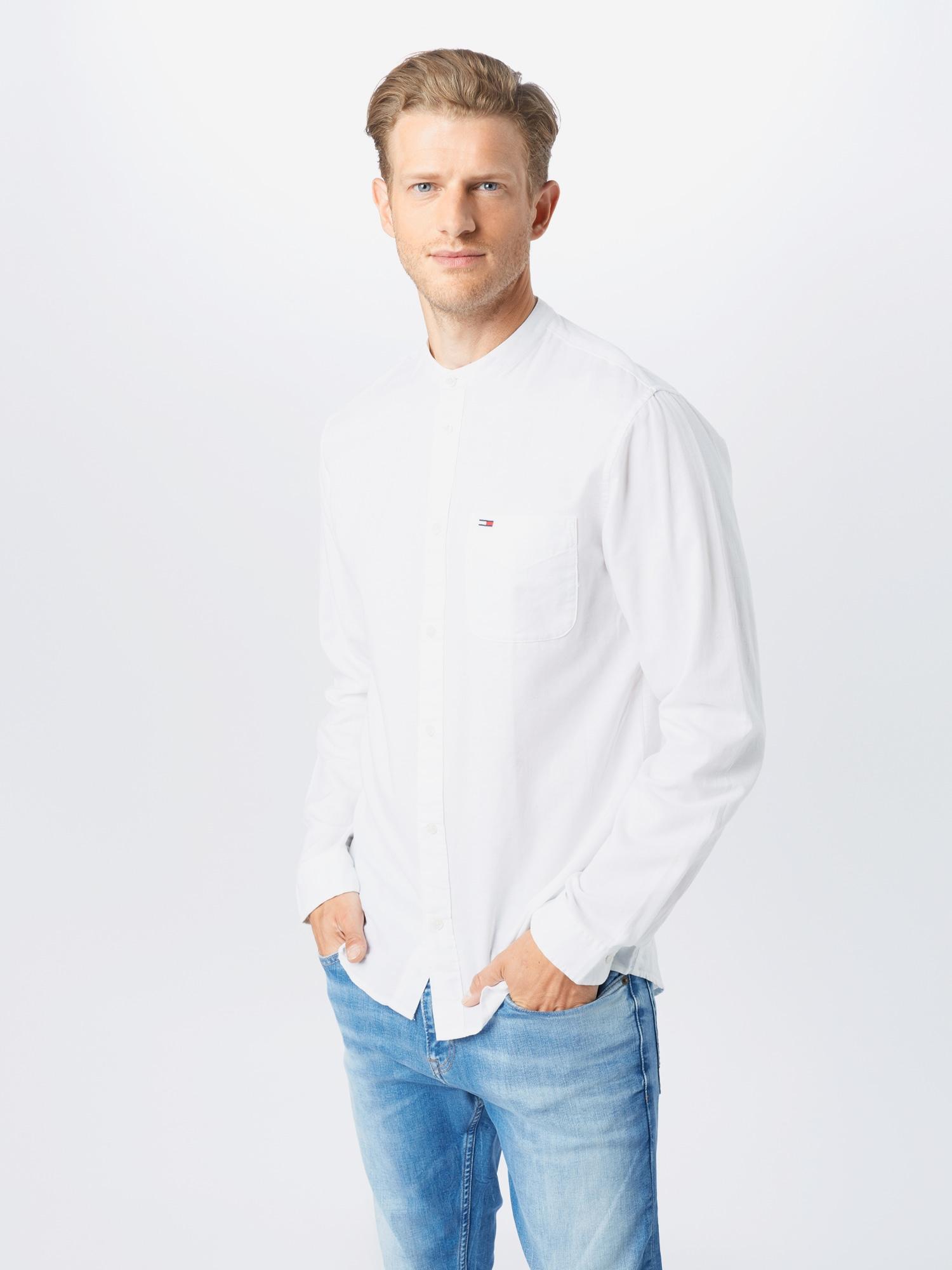 Tommy Jeans Skjorta 'MAO'  vit