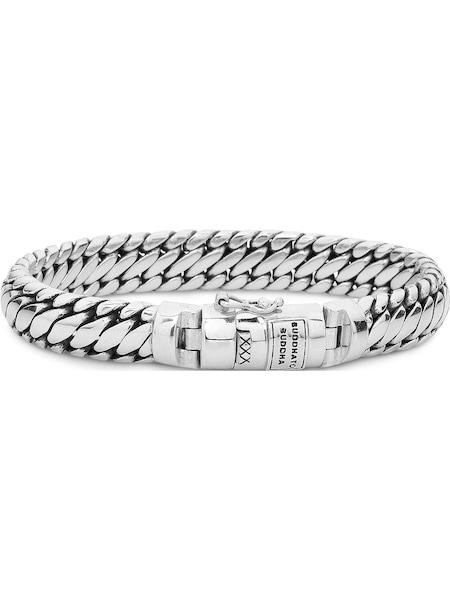 Armbaender für Frauen - Buddha To Buddha Armband 'Ben' silber  - Onlineshop ABOUT YOU