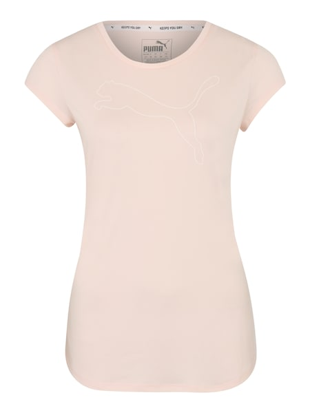 Sportmode - T Shirt 'ELEVATED ESS Cat' › Puma › rosa  - Onlineshop ABOUT YOU