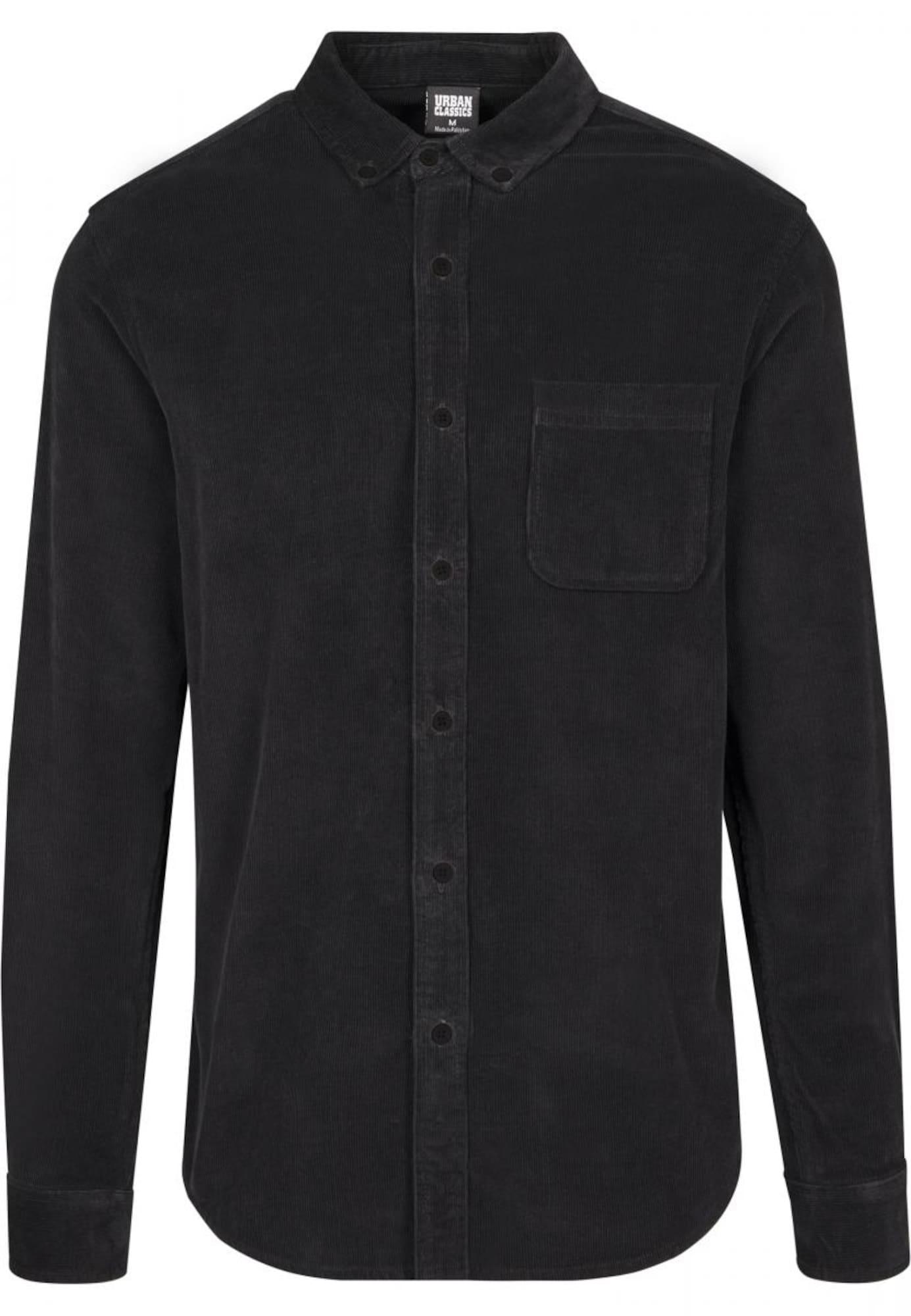 Urban Classics Marškiniai juoda
