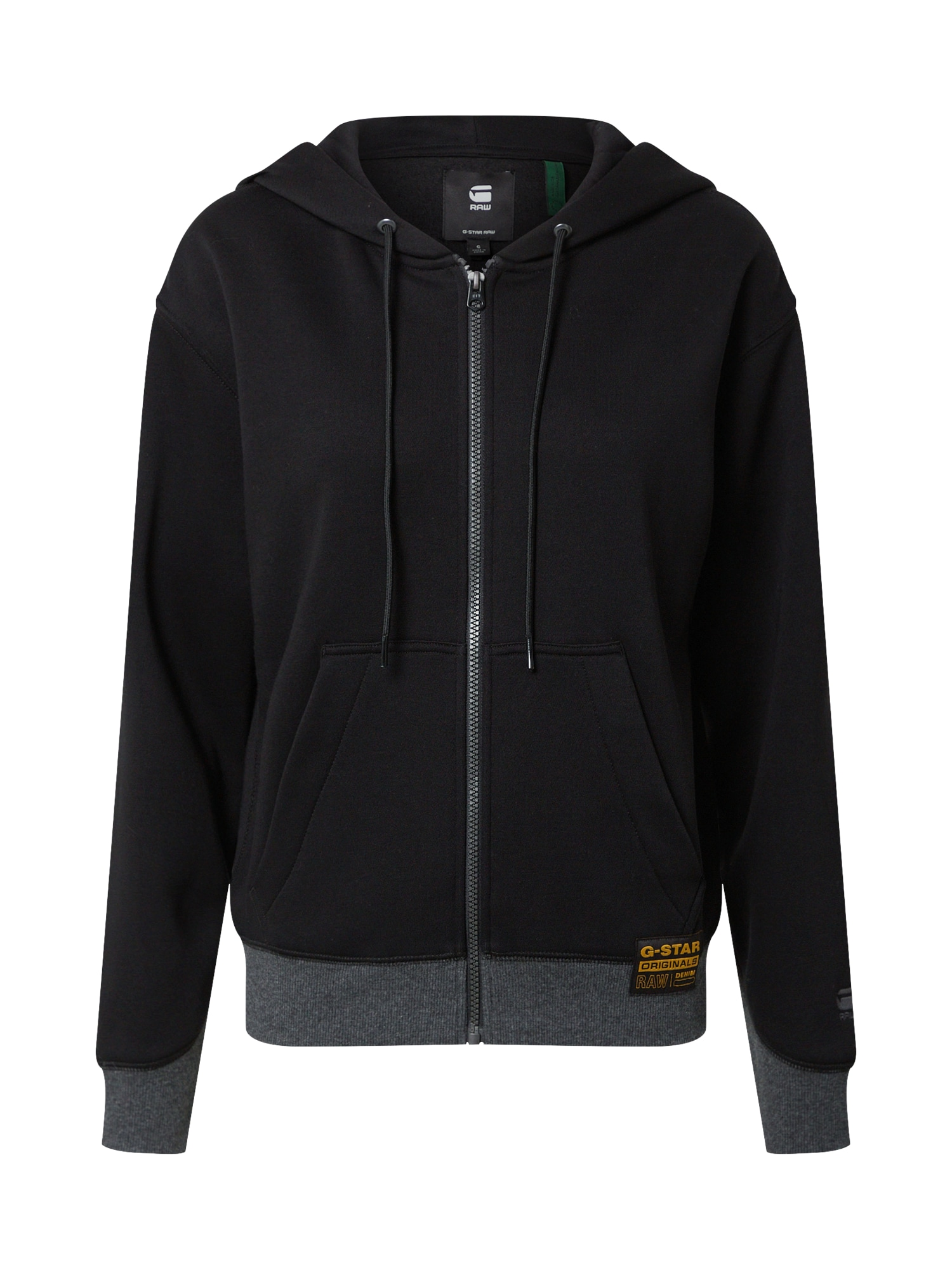 G-Star RAW Džemperis juoda