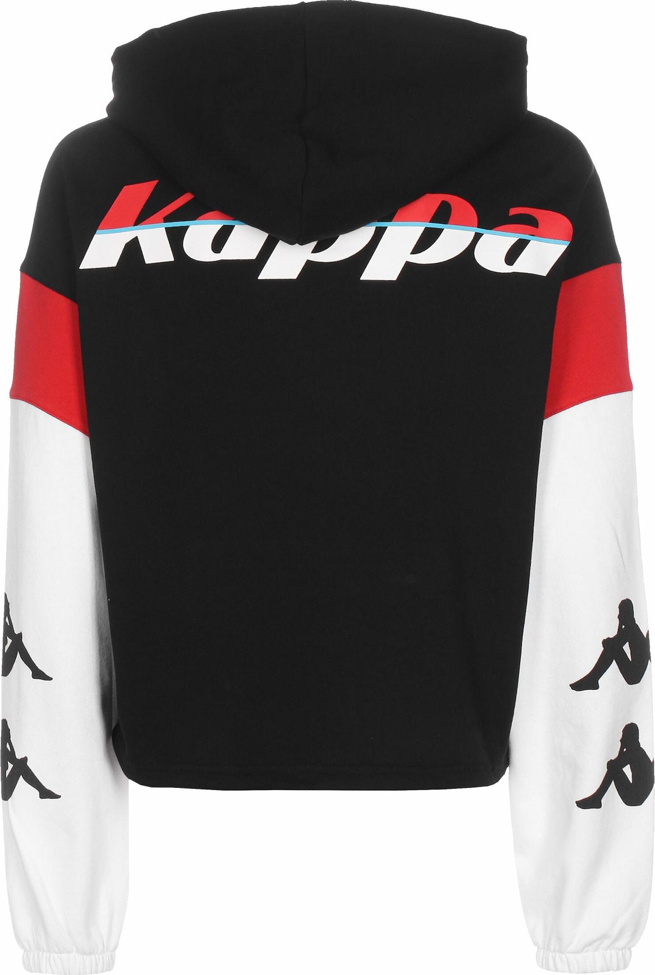 kappa - Hoodie ' Authentic Rally Corys '