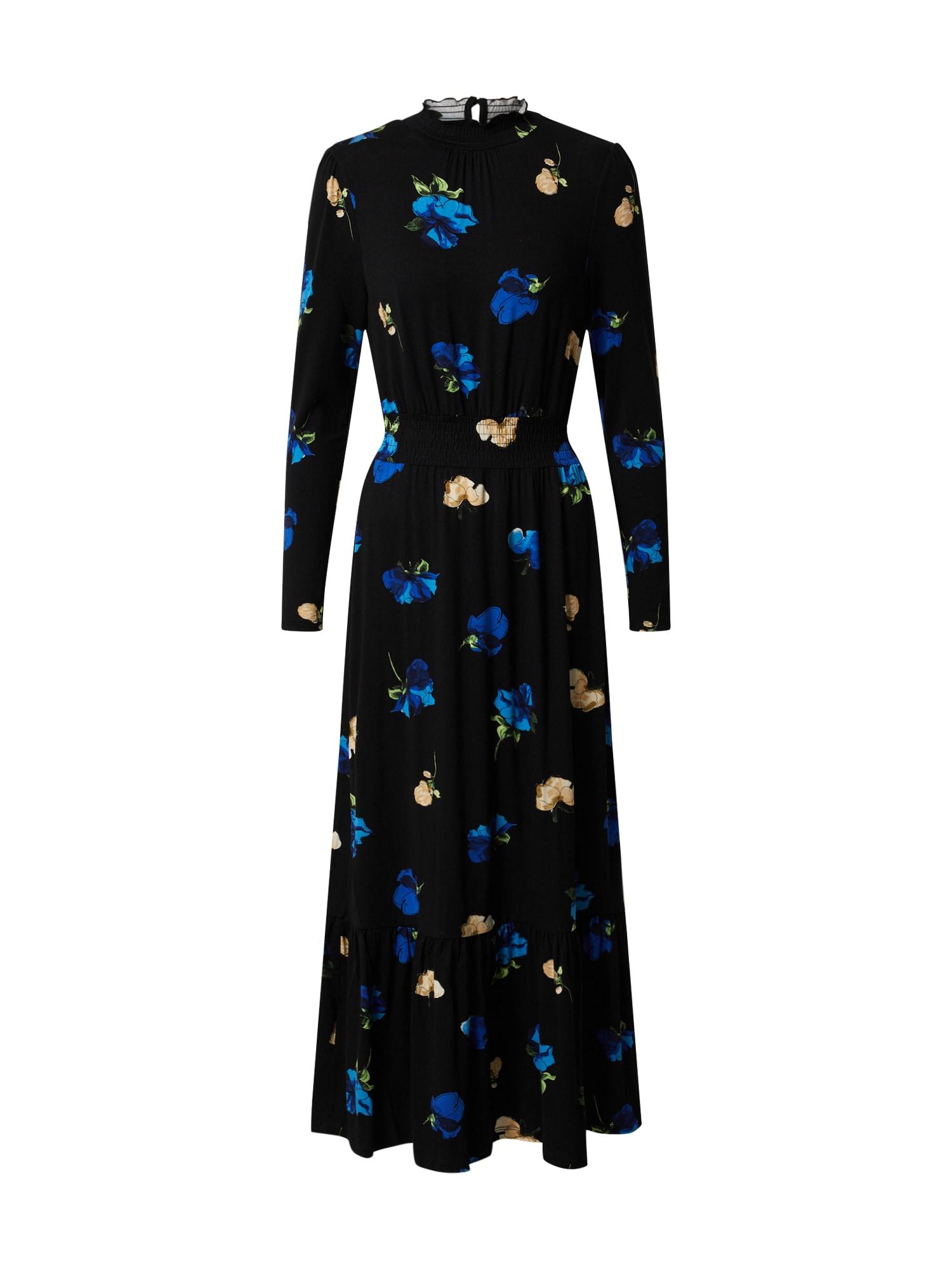Dorothy Perkins Suknelė mėlyna / juoda