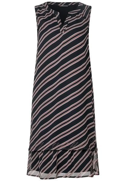 Kleider für Frauen - STREET ONE Kleid mischfarben schwarz  - Onlineshop ABOUT YOU