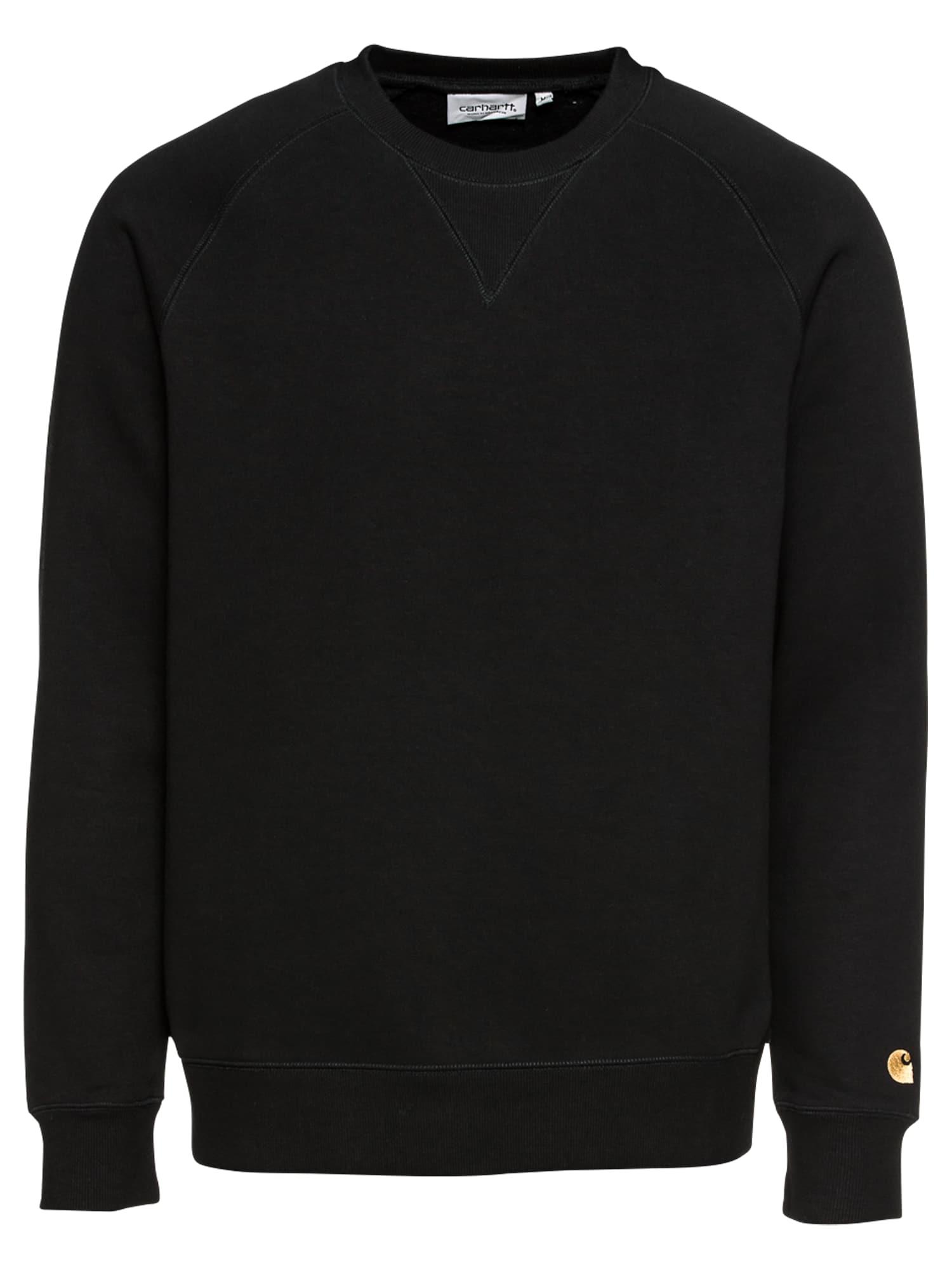 Mikina Chase Sweatshirt černá Carhartt WIP