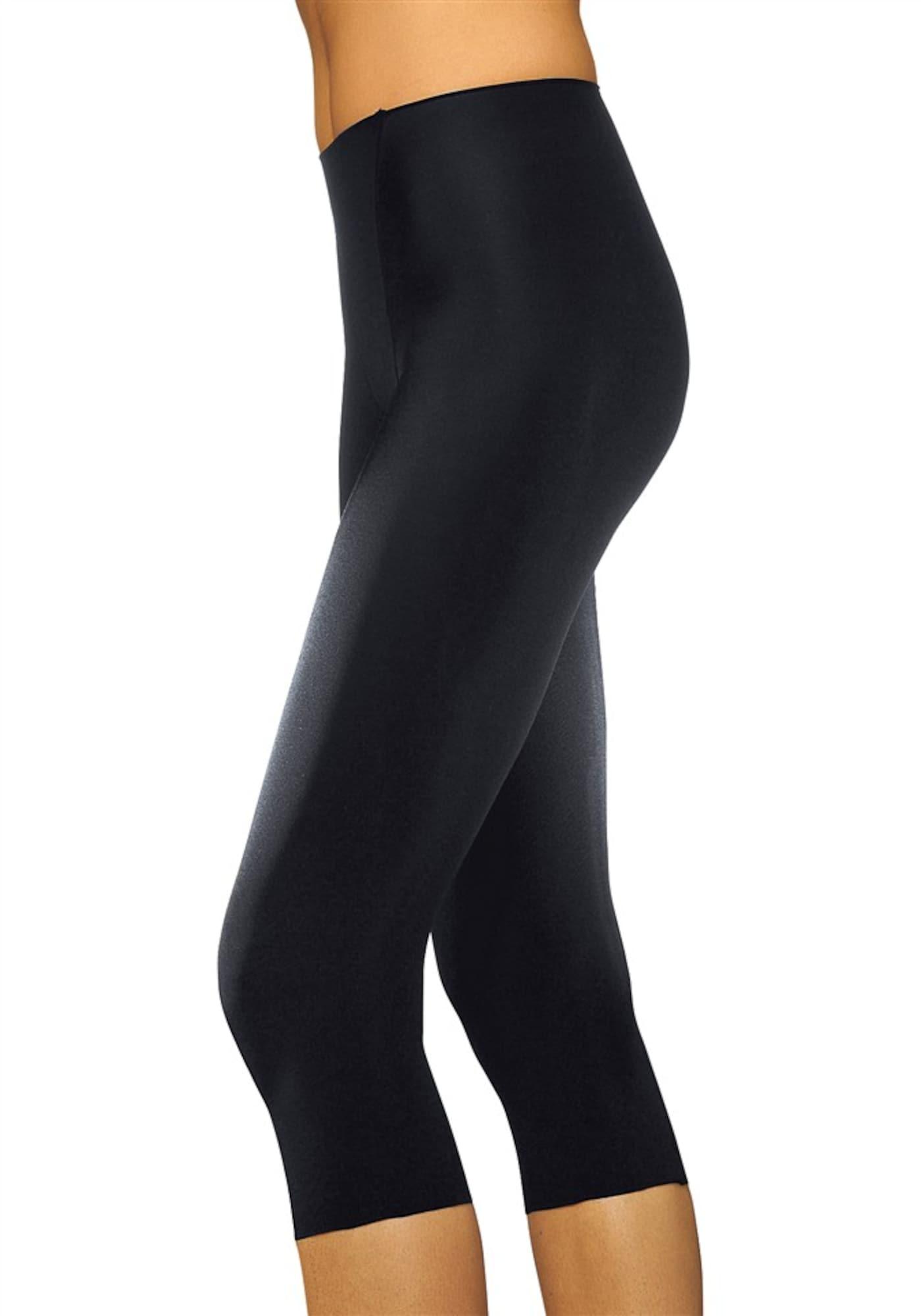LASCANA Formuojantys šortukai juoda