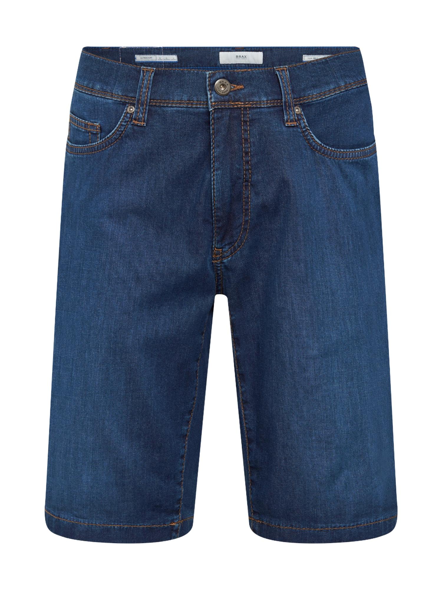 BRAX Džinsai 'BALI' tamsiai (džinso) mėlyna