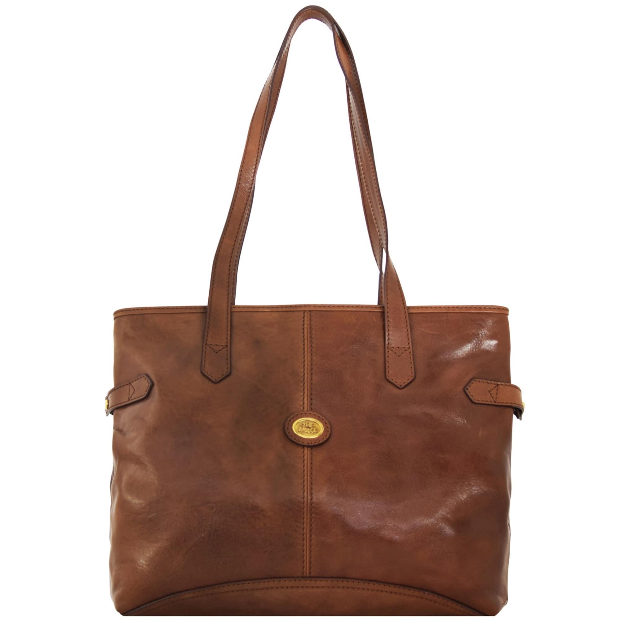 Story Donna Shopper Tasche Leder 37 cm | Taschen > Handtaschen > Shopper | The Bridge