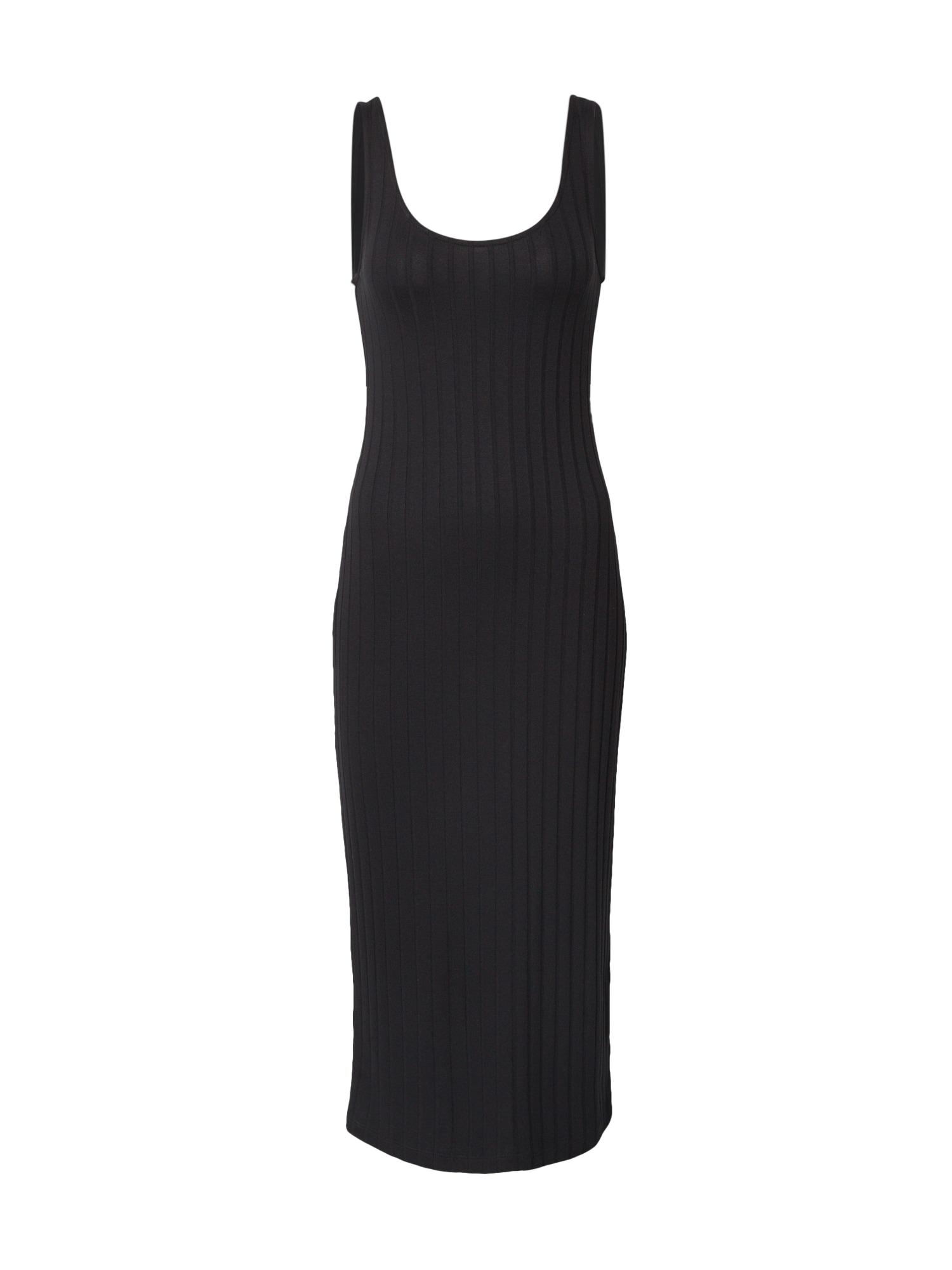 EDITED Suknelė juoda