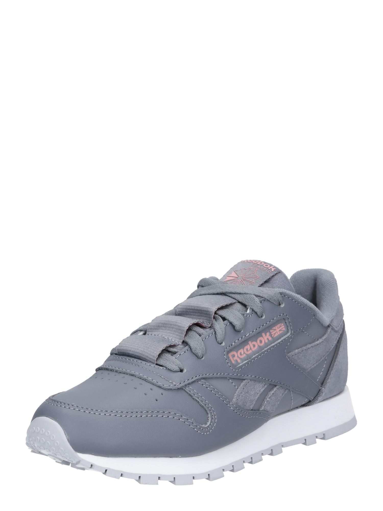 Reebok Classic Rövid szárú edzőcipők  rózsa / fehér / antracit