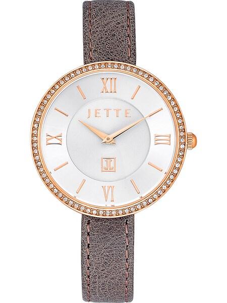 Uhren für Frauen - JETTE Damenuhr taupe  - Onlineshop ABOUT YOU