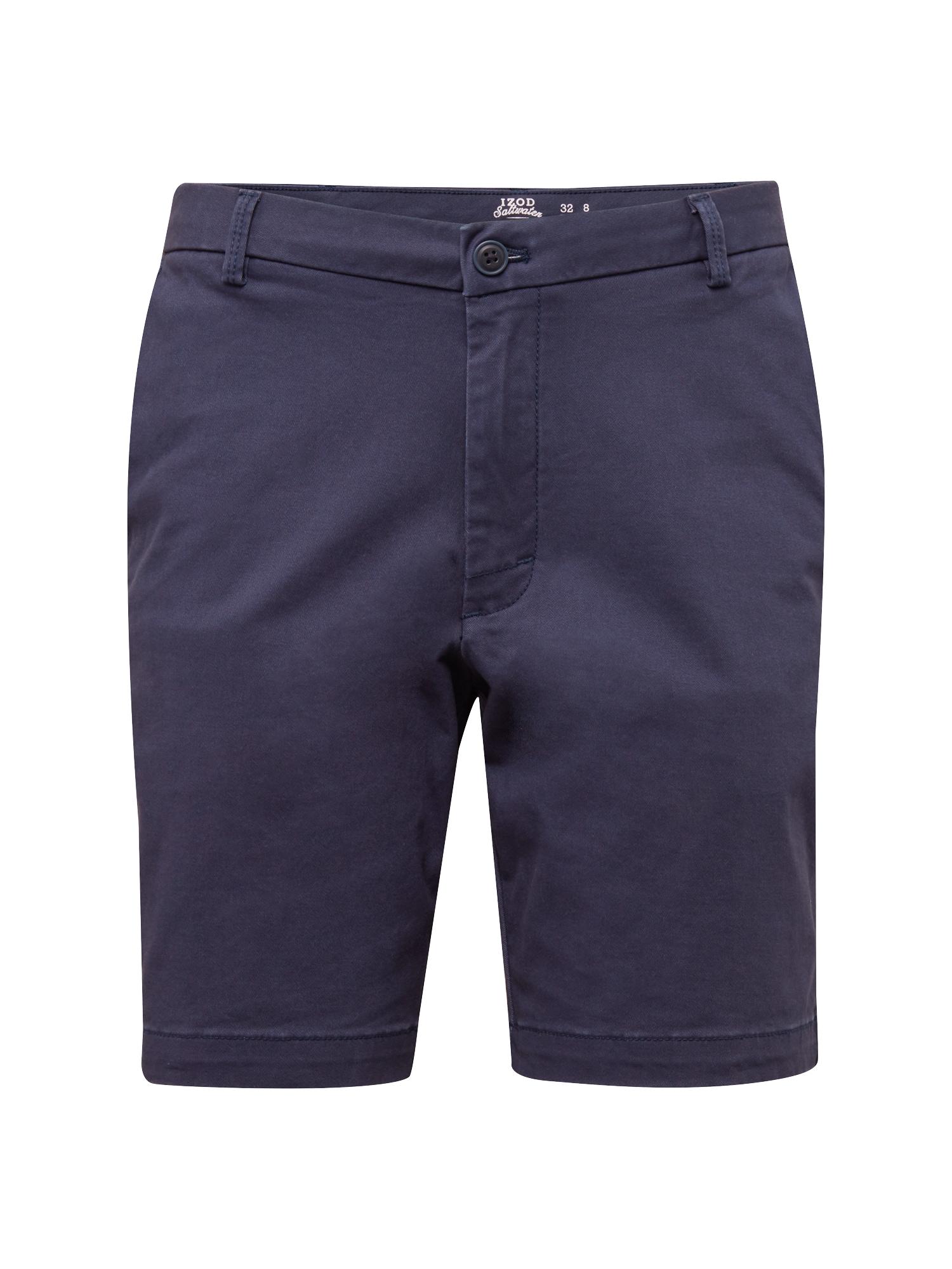 Chino kalhoty SALTWATER námořnická modř IZOD