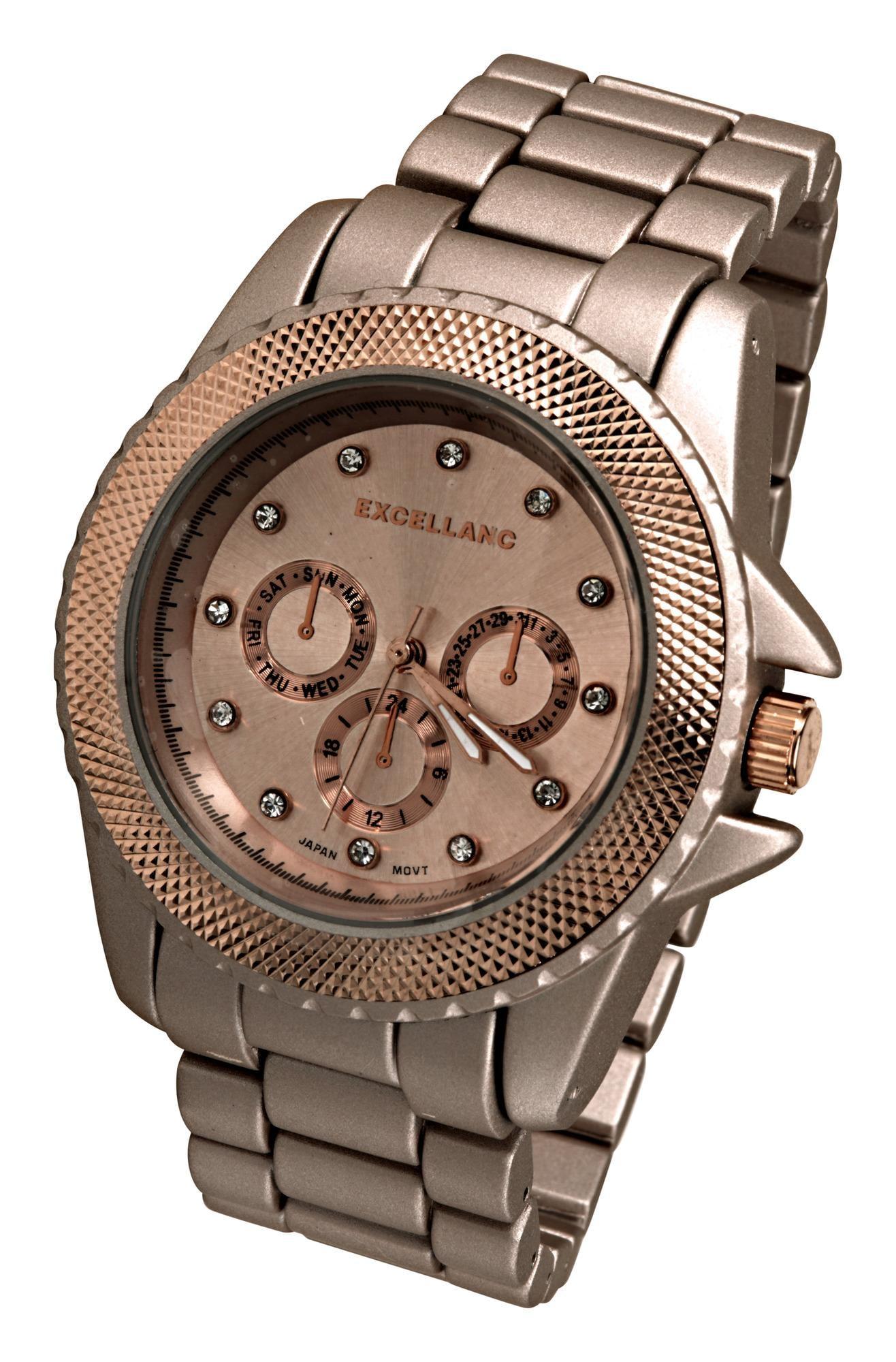 heine Analoginis (įprasto dizaino) laikrodis rožinė