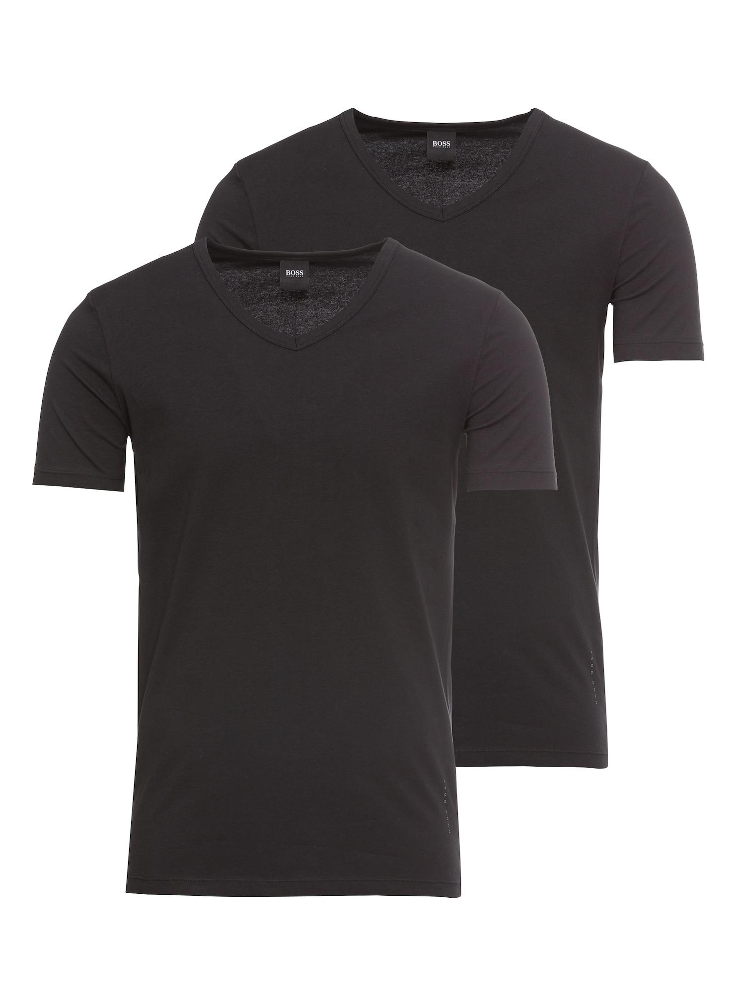 BOSS Apatiniai marškinėliai
