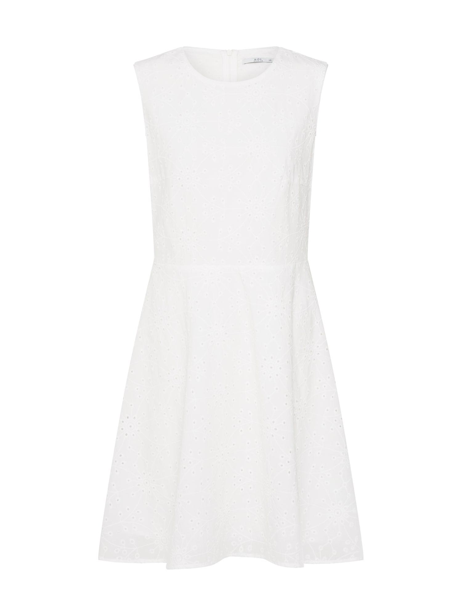 Pouzdrové šaty FLOW offwhite EDC BY ESPRIT